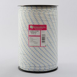 BRAIDED NYLON REEL 4 mm Ø